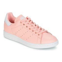 Scarpe donna adidas  STAN SMITH W  Rosa adidas 4059809041789