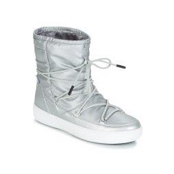Stivaletti donna Moon Boot  MOON BOOT PULSE NYLON PLUS WP  Argento Moon Boot 8050459495782