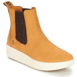 Stivaletti donna Timberland  Berlin Park Chelsea  Giallo Timberland 191475450183