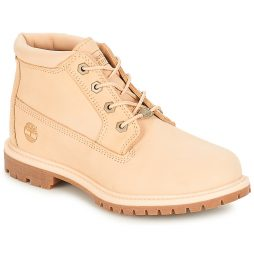 Stivaletti donna Timberland  Nellie Chukka Double WP Boot  Beige Timberland 191476335847