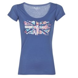 T-shirt donna Pepe jeans  CARA Pepe jeans 8434538600555
