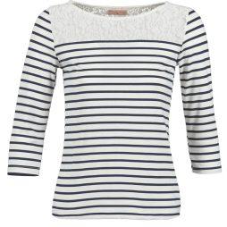 T-shirts a maniche lunghe donna Moony Mood  ELAIA  Bianco Moony Mood