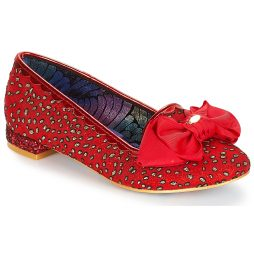 Ballerine donna Irregular Choice  Sulu  Rosso Irregular Choice 5052224487735
