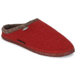 Pantofole donna Giesswein  DANNHEIM  Rosso Giesswein 9008664668742