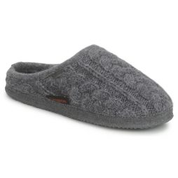 Pantofole donna Giesswein  NEUDAU  Grigio Giesswein 9008664549898