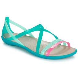Sandali donna Crocs  Isabella Cut Strappy Sandal W TTl/Cob Crocs 191448159204