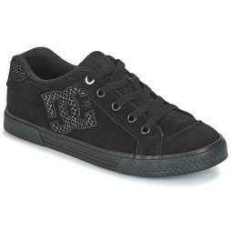 Scarpe donna DC Shoes  CHELSEA SE J SHOE 0SB  Nero DC Shoes 3613373704863