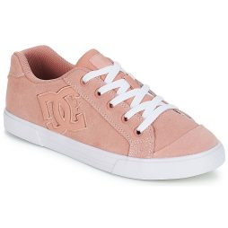 Scarpe donna DC Shoes  CHELSEA SE J SHOE PPF  Rosa DC Shoes 3613373704993