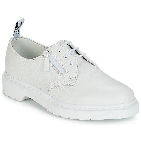 Scarpe donna Dr Martens  1461 W/ZIP  Bianco Dr Martens 190665015041