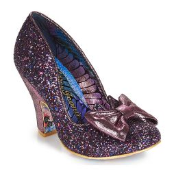 Scarpe donna Irregular Choice  Nick of time  Viola Irregular Choice 5052224497444