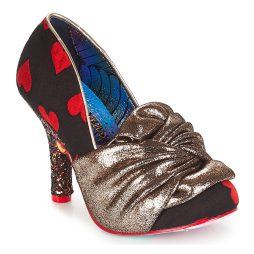 Scarpe donna Irregular Choice  Ooh la la  Nero Irregular Choice 5052224500243