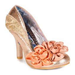 Scarpe donna Irregular Choice  PEACH MELBA  Rosa Irregular Choice 5052224477019