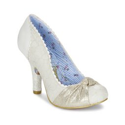 Scarpe donna Irregular Choice  SMARTIE PANTS  Bianco Irregular Choice 5052224316622