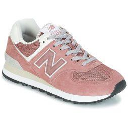 Scarpe donna New Balance  WL574  Rosa New Balance 798248974954