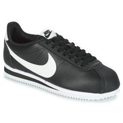 Scarpe donna Nike  CLASSIC CORTEZ LEATHER W  Nero Nike 823229143408