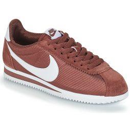 Scarpe donna Nike  CLASSIC CORTEZ NYLON W  Rosa Nike 887232590611
