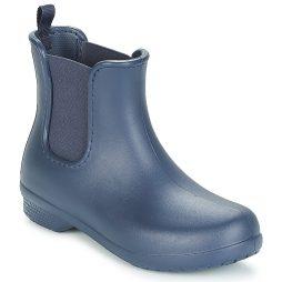 Stivaletti donna Crocs  FREESAIL CHELSEA BOOT  Blu Crocs 191448216433