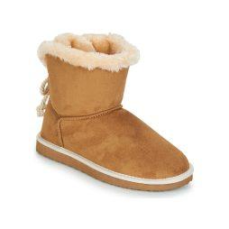 Stivaletti donna LPB Shoes  NADEGE  Marrone LPB Shoes 3664308019378