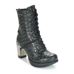 Stivaletti donna New Rock  GRUNGEA  Nero New Rock 8434545227516