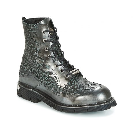 Stivaletti donna New Rock  METALS  Nero New Rock 8434545064401