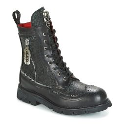 Stivaletti donna New Rock  NEWROCKYS  Nero New Rock 8433874845330