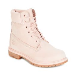 Stivaletti donna Timberland  6IN PREMIUM BOOT - W  Rosa Timberland 190851616106