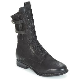 Stivali donna Airstep / A.S.98  LENA BOTTES LACET  Nero Airstep / A.S.98 8053505592459