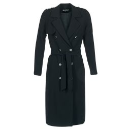 Trench donna Morgan  GIRA  Nero Morgan 3253632663939
