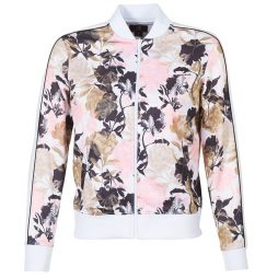 Giacca donna Converse  CONVERSE LINEAR FLORAL TRACK JACKET  Bianco Converse 888755866368