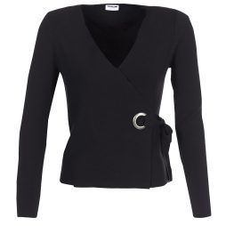 Gilet / Cardigan donna Noisy May  NMBELLA  Nero Noisy May 5713743001887