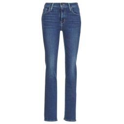 Jeans donna Levis  724 HIGH RISE STRAIGHT  Blu Levis 5400599201324