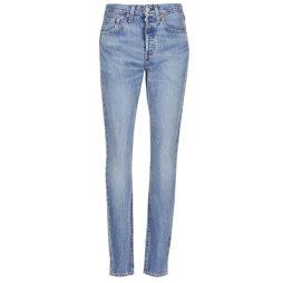 Jeans skynny donna Levis  501 SKINNY  Blu Levis 5400599168665