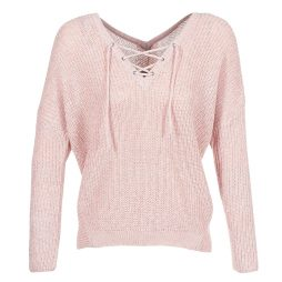 Maglione donna Only  ONLPEYTON  Rosa Only 5713721091022