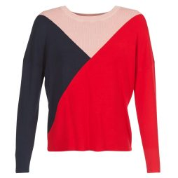 Maglione donna Only  ONLSCARLETT  Rosso Only 5713744601550
