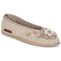 Pantofole donna Giesswein  LANDIN  Beige Giesswein 9009553822702