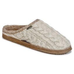 Pantofole donna Giesswein  NEUDAU  Beige Giesswein 9008664549546