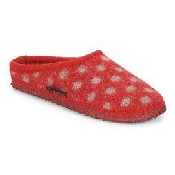 Pantofole donna Giesswein  NEUENSTEIN  Rosso Giesswein 9009553823402