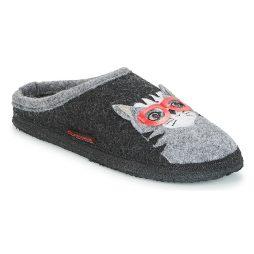 Pantofole donna Giesswein  NITTEL  Grigio Giesswein 9009553823051