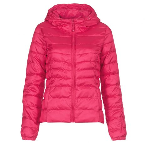 Piumino donna Only  ONLTAHOE  Rosa Only 5713741221737