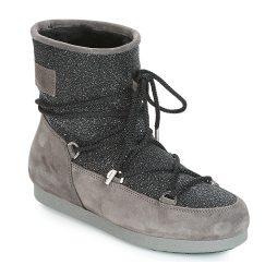 Scarpe da neve donna Moon Boot  FAR SIDE LOW SUEDE GLITTER Moon Boot 8050459597615