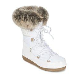 Scarpe da neve donna Moon Boot  MOON BOOT MONACO LOW  Bianco Moon Boot 8034033628254