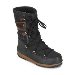 Scarpe da neve donna Moon Boot  MOON BOOT VIENNA FELT  Nero Moon Boot 888341130309