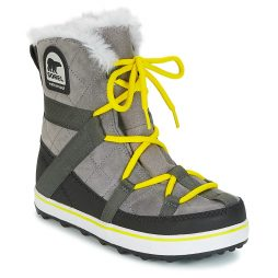 Scarpe da neve donna Sorel  GLACY™ EXPLORER SHORTIE  Grigio Sorel 191455350779