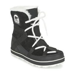 Scarpe da neve donna Sorel  GLACY EXPLORER SHORTIE  Nero Sorel 0888667700101