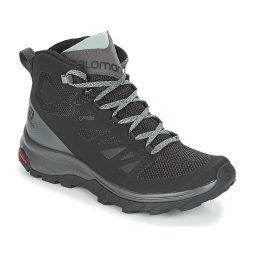 Scarpe da trekking donna Salomon  OUTline Mid GTX® W  Nero Salomon 0889645767994
