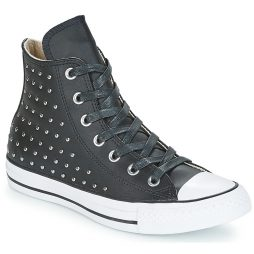 Scarpe donna Converse  CHUCK TAYLOR ALL STAR HI  Nero Converse 888755796689