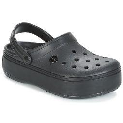 Scarpe donna Crocs  CROCBAND PLATEFORME CLOG Crocs 191448247833