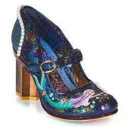 Scarpe donna Irregular Choice  Mer magic  Blu Irregular Choice 5052224503640