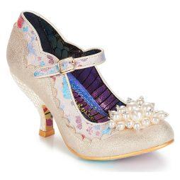 Scarpe donna Irregular Choice  Shoesbury  Bianco Irregular Choice 5052224508720