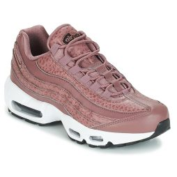 Scarpe donna Nike  AIR MAX 95 LEATHER W  Rosa Nike 887231543076